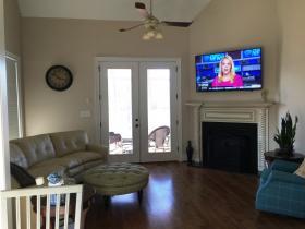 Tillett Home Living Room